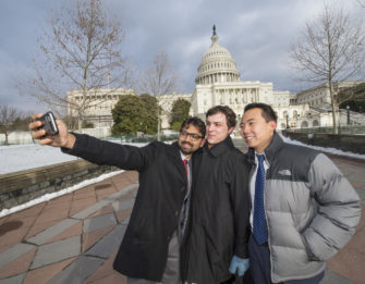 Scholars on Capitol Hill